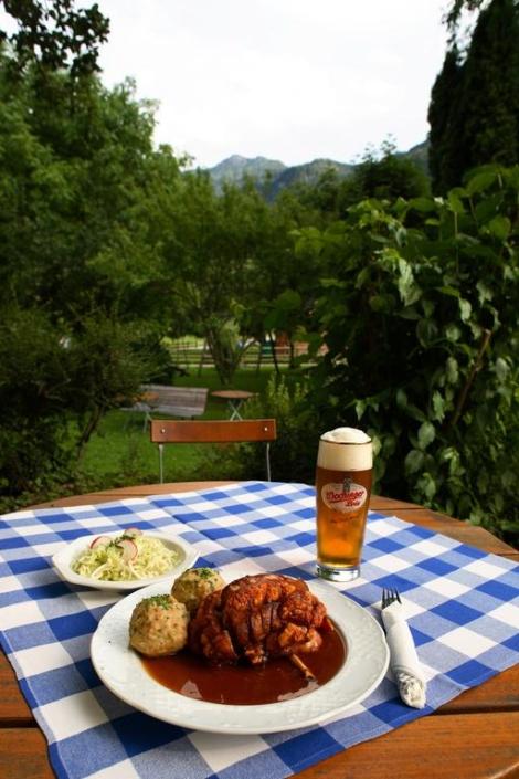 Essen Gasthof zum Ott
