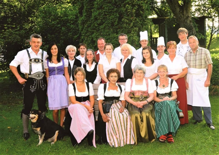 Unser Team Gasthof zum Ott